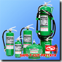 HALOTRON® I FIRE EXTINGUISHER
